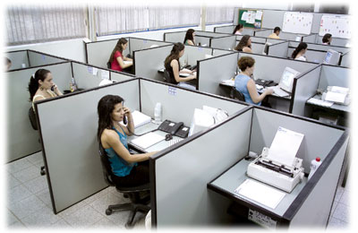 oficinas de telemarketing